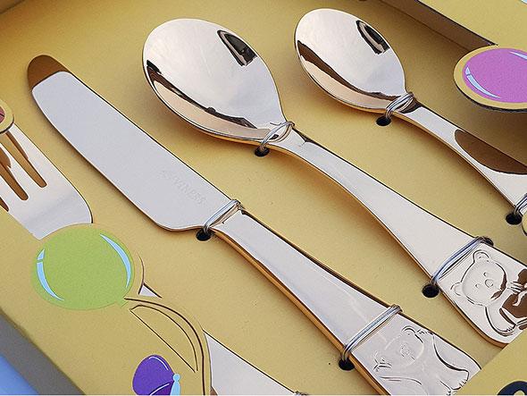 Gold Cutlery