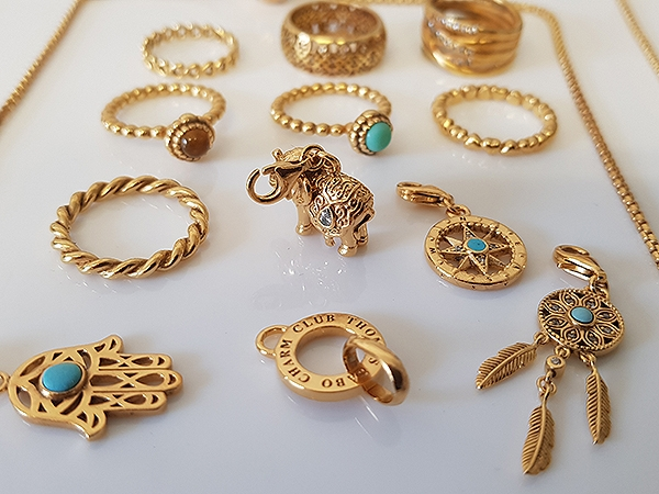 24ct Gold Plated Jewellery