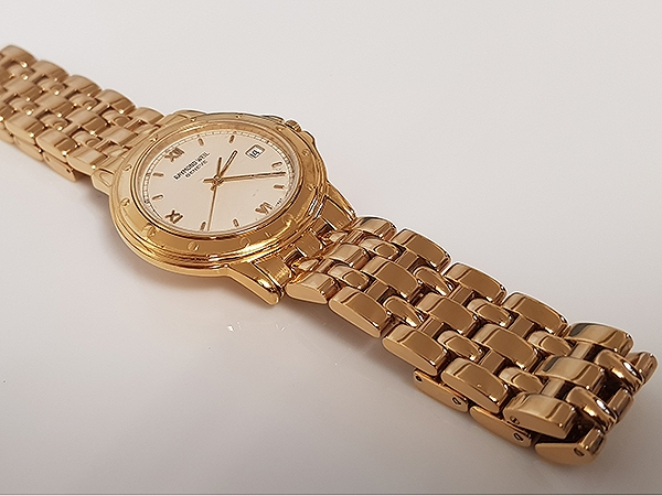 Raymond Weil Watch Gold Plated