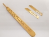 24ct Gold Plated Scalpel