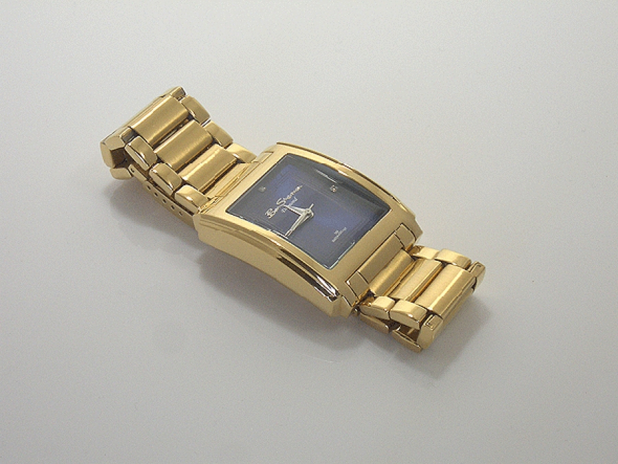 18ct Gold Plating On Watch
