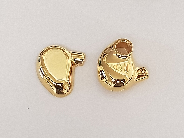 Hearing Aid 24ct Gold